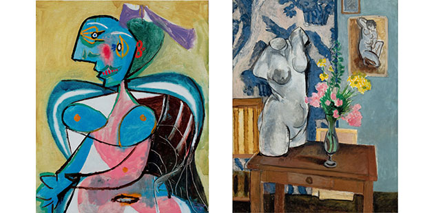 NGA Matisse & Picasso
