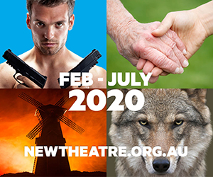 New Theatre 2020 season AAR