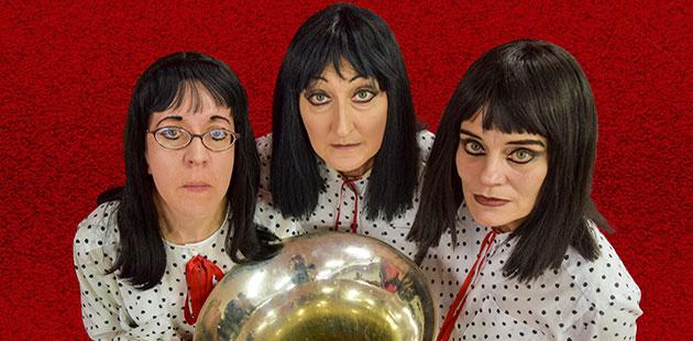 QPAC The Kransky Sisters Christmas