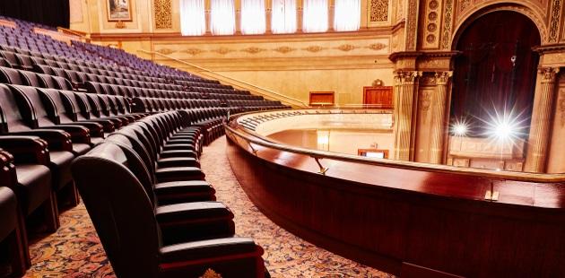 Regent Theatre - Dress Circle