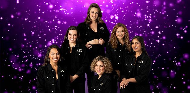 SIX The Musical Australia - photo by James D. Morgan