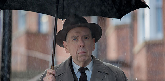 Timothy Spall stars in Mrs Lowry & Son - courtesy of Rialto Distribution