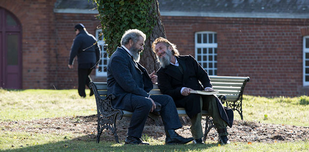 AAR Transmission Films The Professor and the Madman Mel Gibson Sean Penn