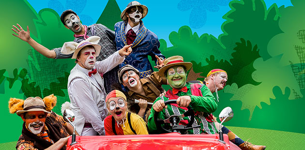 Australian Shakespeare Company The Wind in the Willows