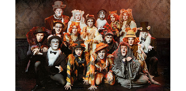 CATS - courtesy of Young Australian Broadway Chorus (YABC)
