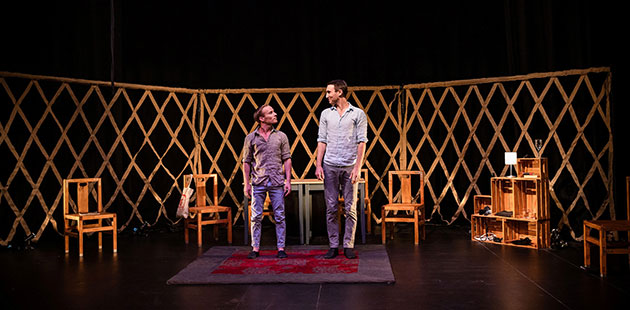 Casus You & I Lachlan McAulay and Jesse Scott - photo by Katie Bennett