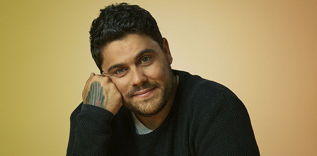 Dan Sultan - courtesy of ABC Music