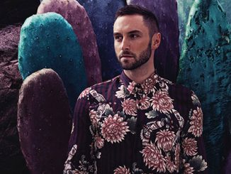 Eurovision Australia Decides Måns Zelmerlöw - courtesy of SBS
