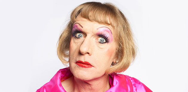 Grayson Perry AAR On the Couch