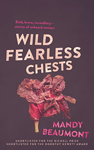 Hachette Mandy Beaumont Wild, Fearless Chests