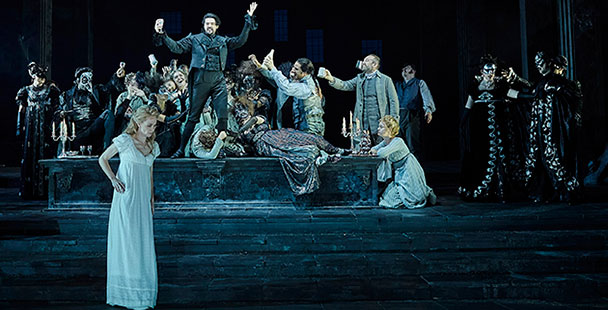 OA Don Giovanni - photo by Keith Saunders