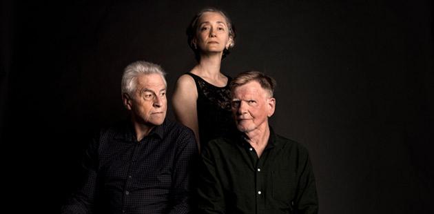 45DS The Curtain Paul Weingott, Milijana Cancar and Gil Tucker