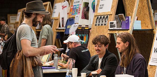 AAR NGV Melbourne Art Book Fair