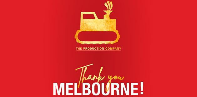 AAR TPC Thank you Melbourne