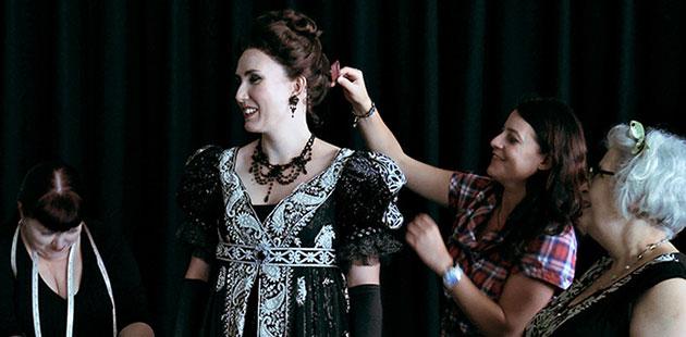 Behind the Scenes at Opera Australia