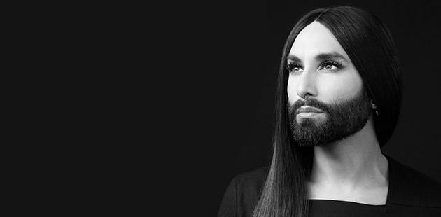 Conchita Wurst - photo by Markus Morianz
