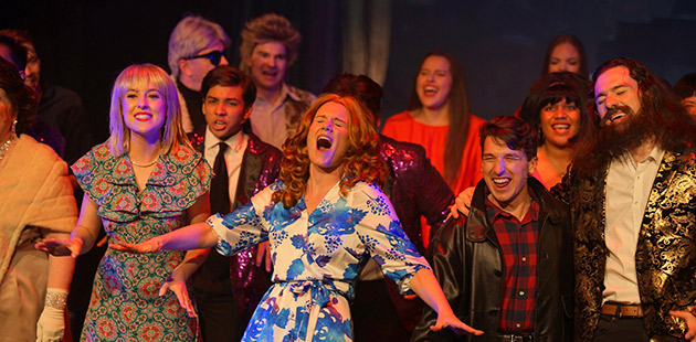 Davine Productions Beautiful - The Carole King Musical - photo by Andy Trimmings