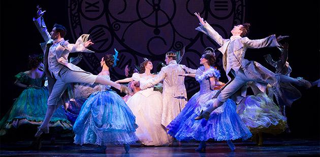 OA JF R&H Cinderella - photo by Carol Rosegg