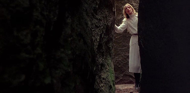 Picnic at Hanging Rock - courtesy of South Australian Film Corporation