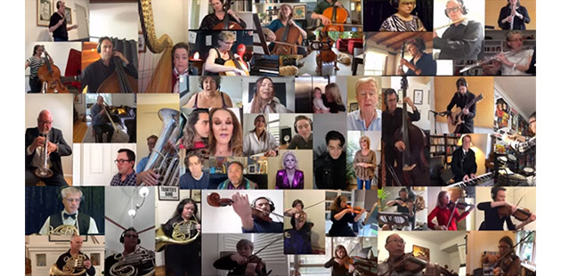 AAR Aussie Pops Orchestra and Artists featured in What A Wonderful World