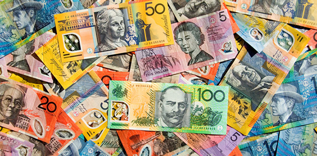AAR Australian Money Notes 630.