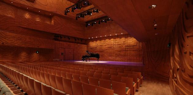 AAR Elisabeth Murdoch Hall - Melbourne Recital Centre