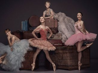 Artists of the Queensland Ballet - Tutus on Tour