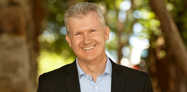 AAR Tony Burke MP