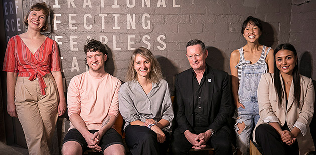 Create NSW Griffin Theatre Company Fellowship shortlist