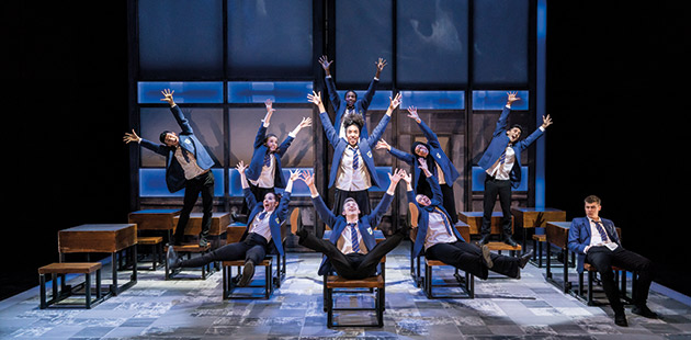 Everybody's Talking About Jamie (West End Cast)