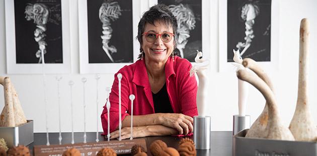 MCA Maria Fernanda Cardoso - photo by Daniel Boud