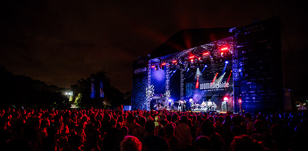 WOMADelaide - photo by Morgan Sette
