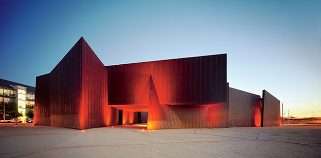 AAR ACCA - Australian Centre for Contemporary Art - photo by John Gollings
