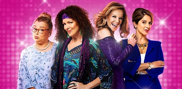 AAR Menopause The Musical Cast April 2020