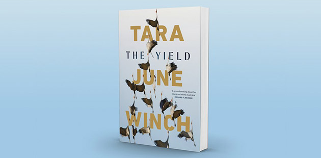 AAR Tara June Winch The Yield - courtesy of Penguin Random House