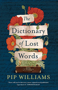 Affirm Press Pip Williams The Dictionary of Lost Words