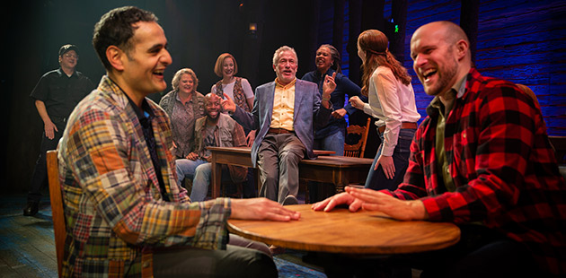 Come From Away - photo by Jeff Busby