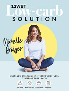 Michelle Bridges 12WBT Low-carb Solution