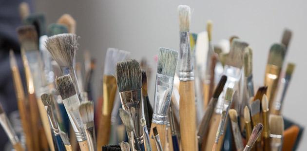 SALA Paint Brushes Sam Roberts