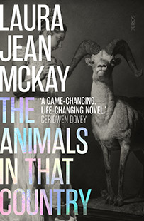 Scribe Laura Jean McKay The Animals In That Country