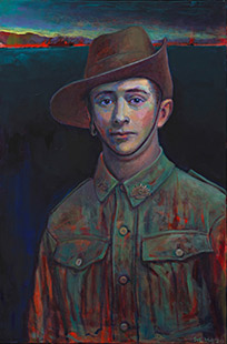Sue Macleod-Beere, Private James Martin, 14 years old