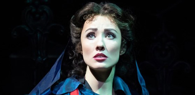 AAR Claire Lyon in The Phantom of the Opera in Korea
