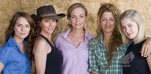 AAR McLeod's Daughters Michala Banas
