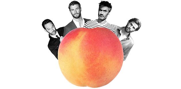 AAR Roald Dahl James and The Giant Peach