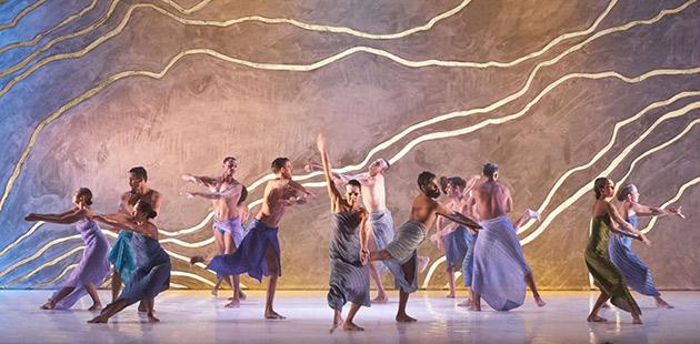 Bangarra Dance Theatre Nandhu Terrain