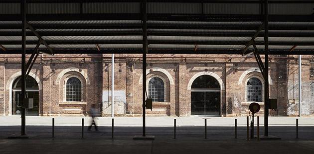Carriageworks Blacksmiths Workshop - photo by Zan Wimberley