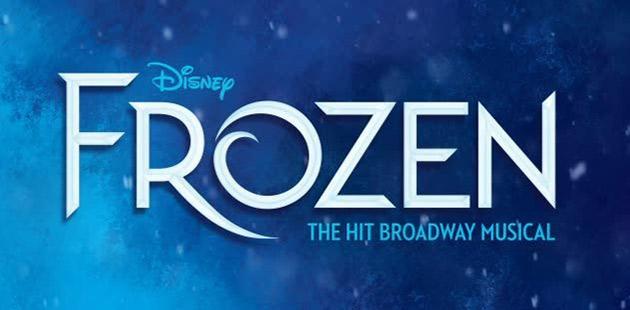 Disney Frozen The Musical
