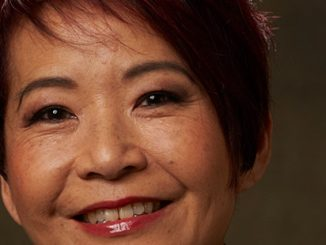 OzAsia Festival Annette Shun Wah - photo by Brian Geach