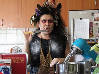 Paola Balla, The Mok Mok Cooking Show, 2016 - courtesy of the Koorie Heritage Trust