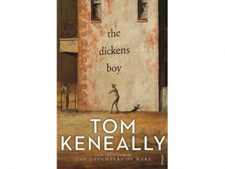 Vintage Tom Keneally The Dickens Boy feature